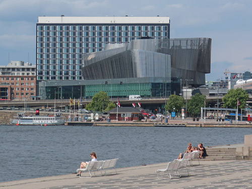 Stockholm Waterfront Conference Centre
