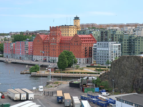 Katarina-Sofia District of Stockholm